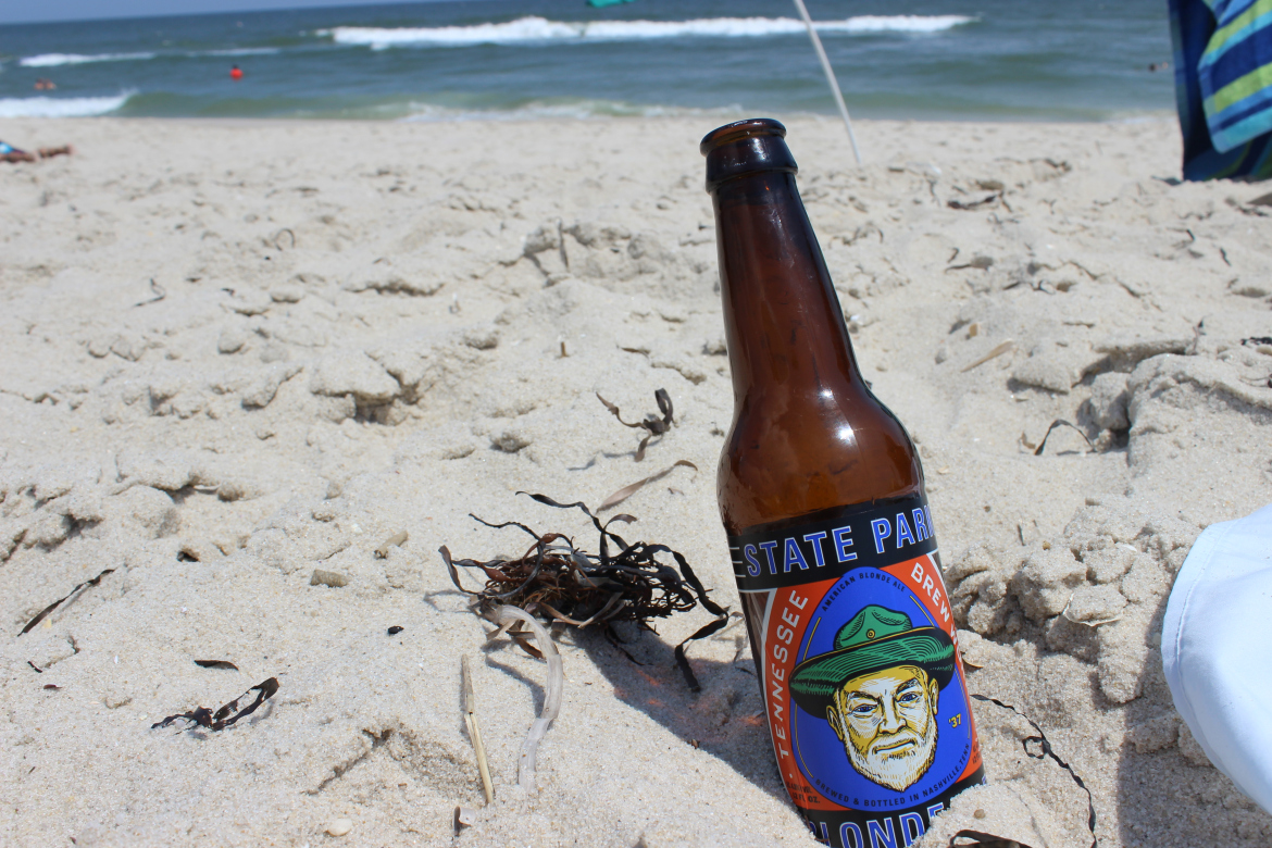 Tennessee Brew Works State Park Blonde Ale