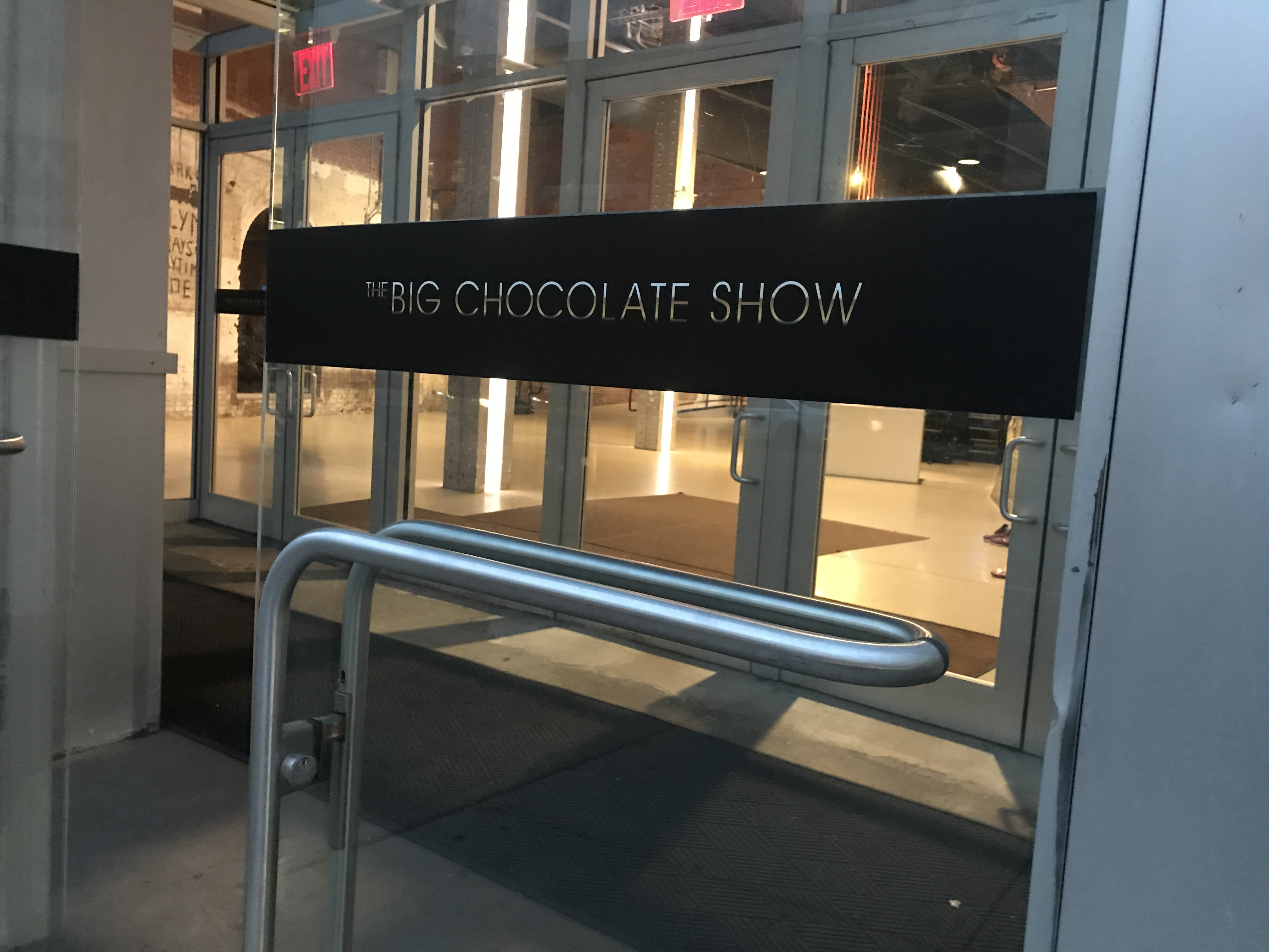 The Big Chocolate Show at the Waterfront