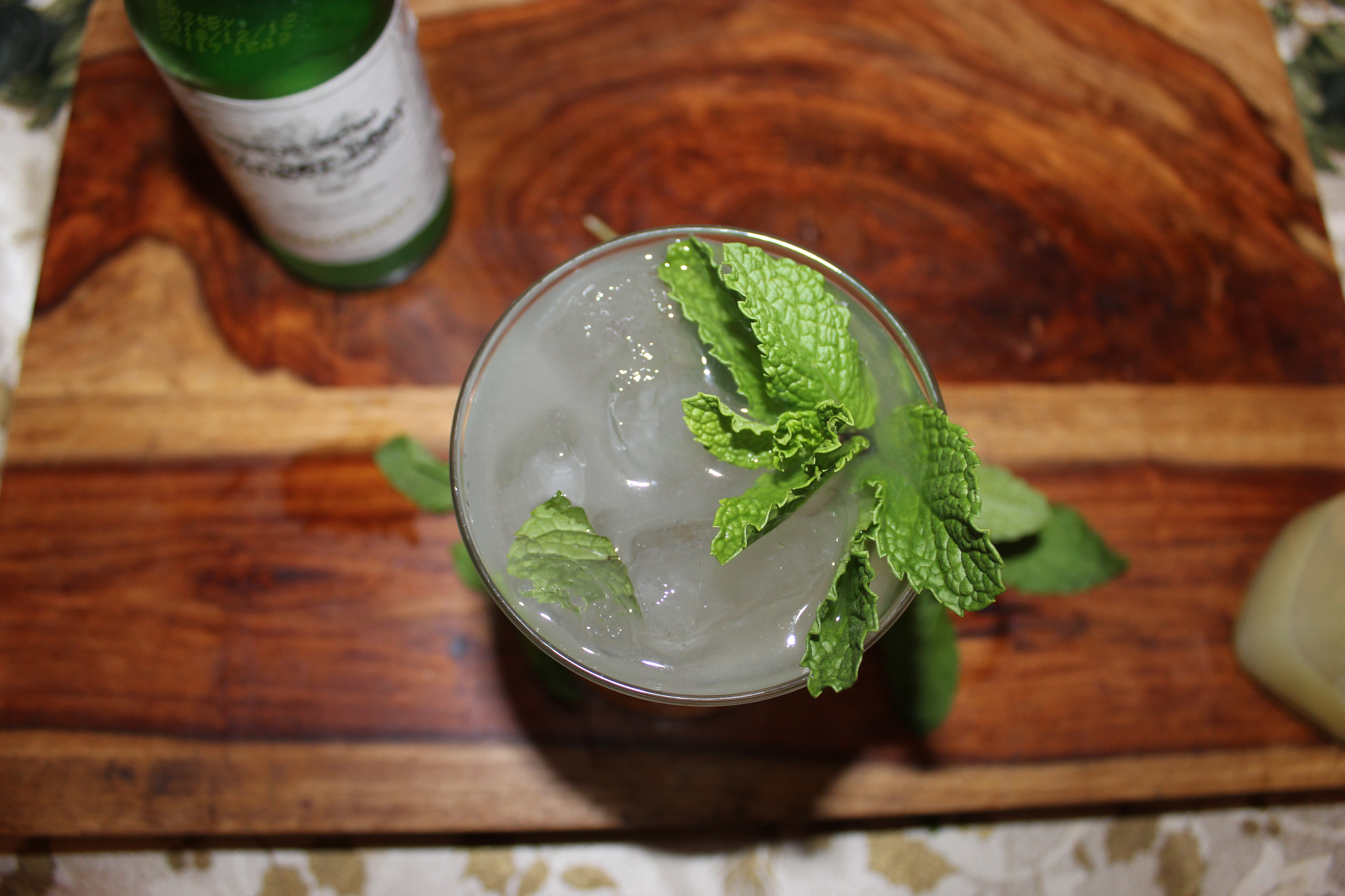The Mexican Moscow Mule