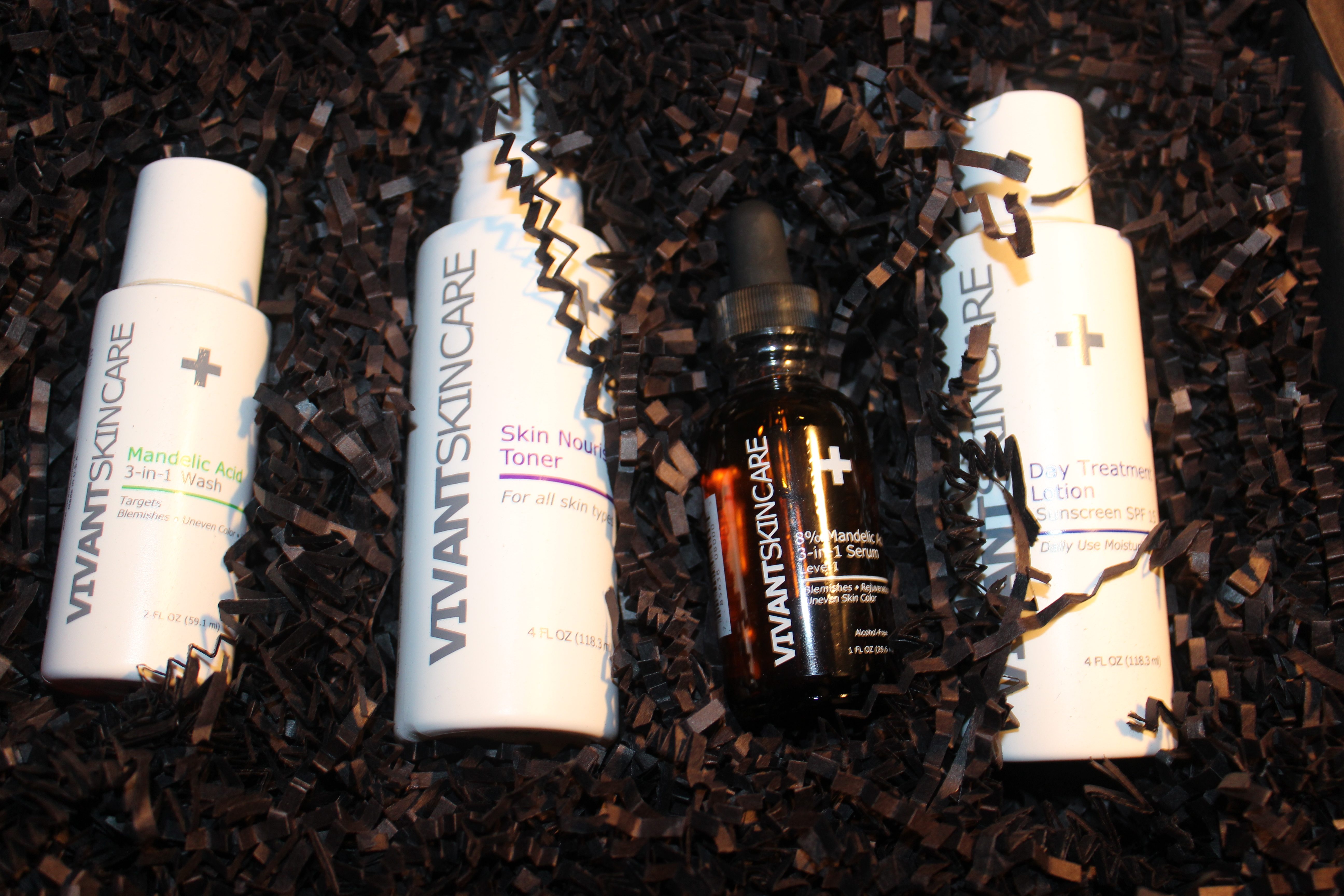 Get Gorgeous Skin from Vivant Skin Care