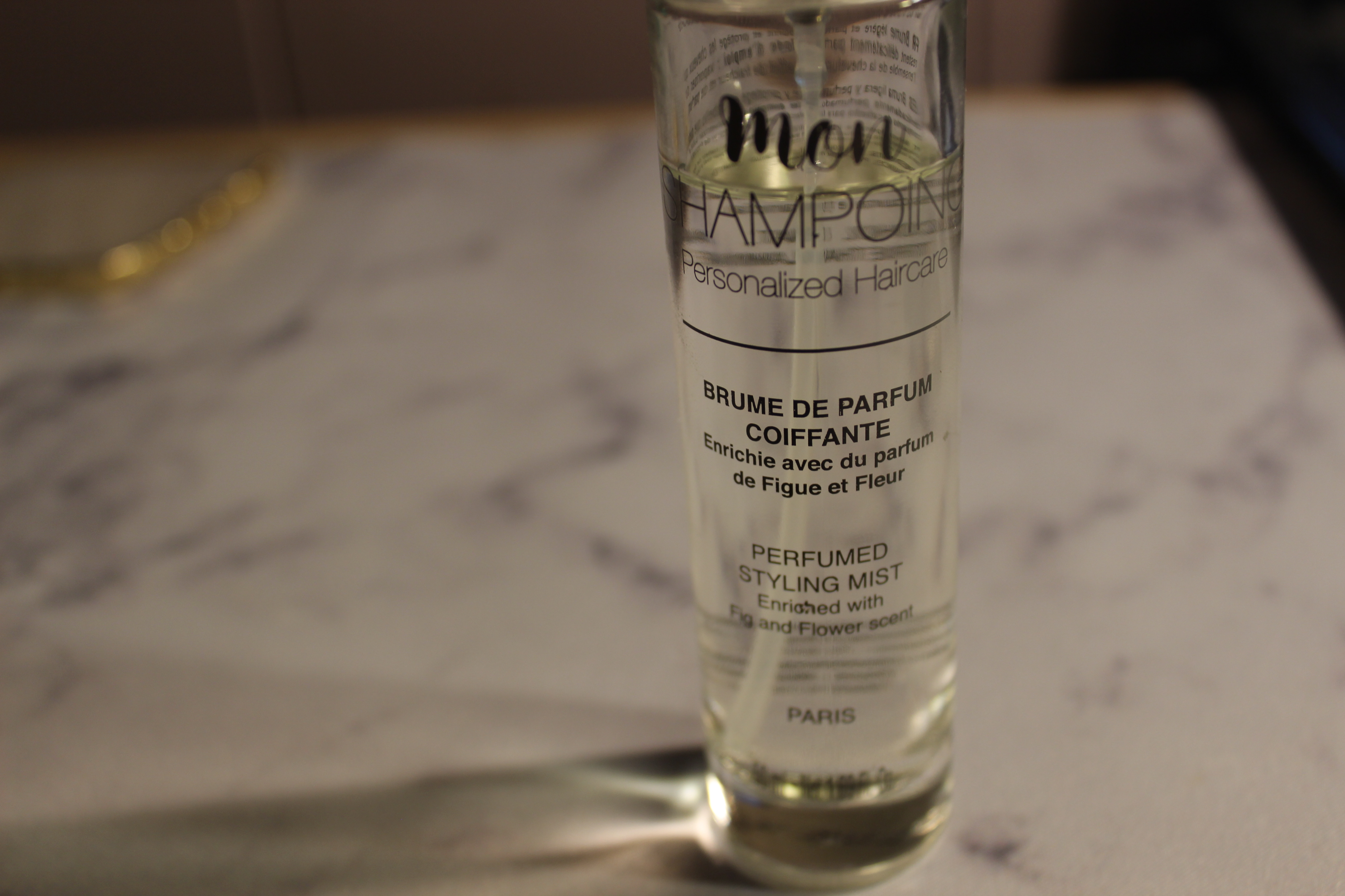 Mon Shampoing Perfumed Styling Mist