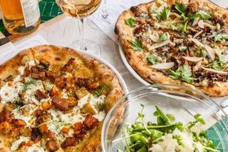 Rosemary's Pizza is now Open!