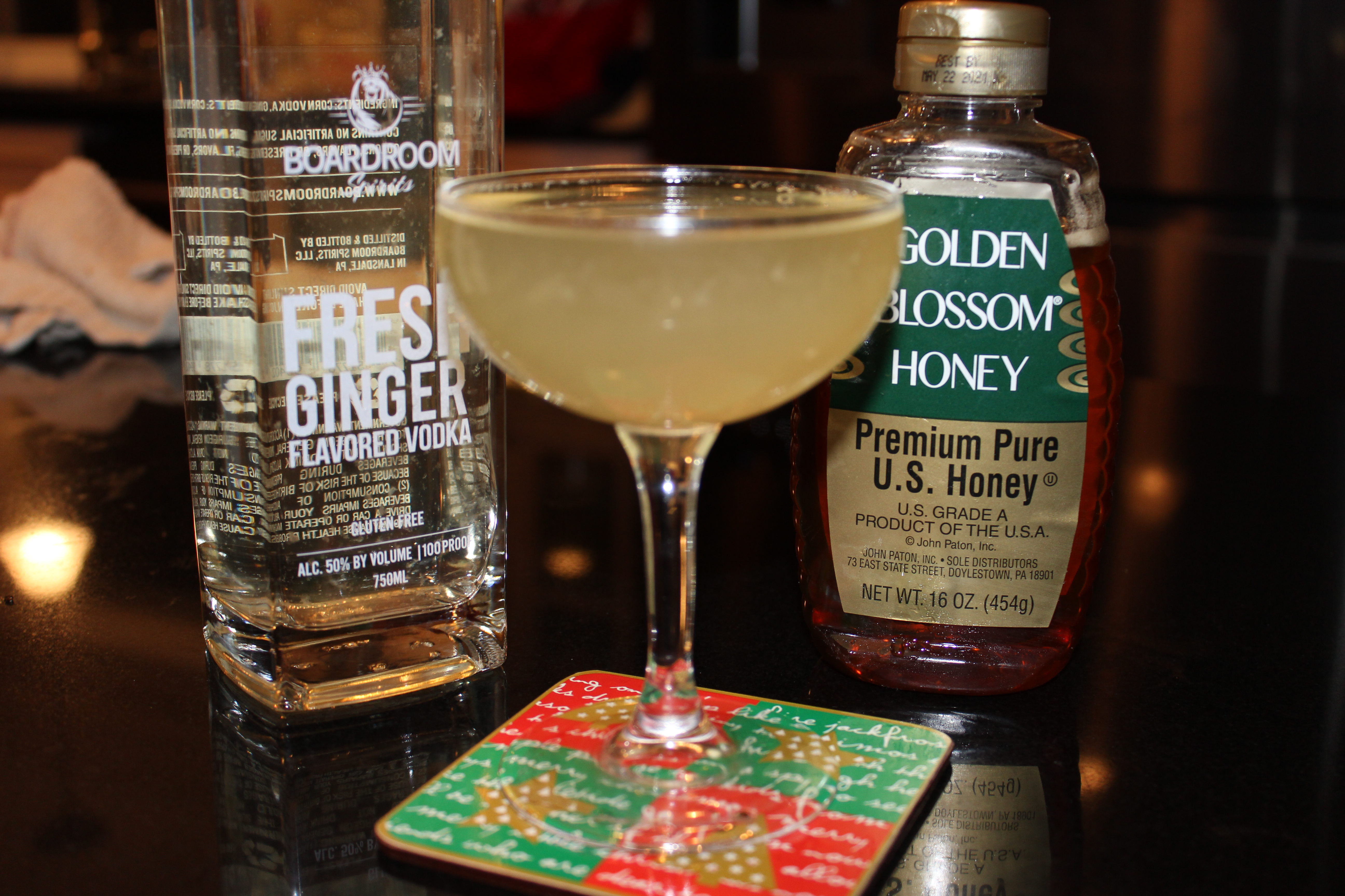 Sweet Ginger Recipe