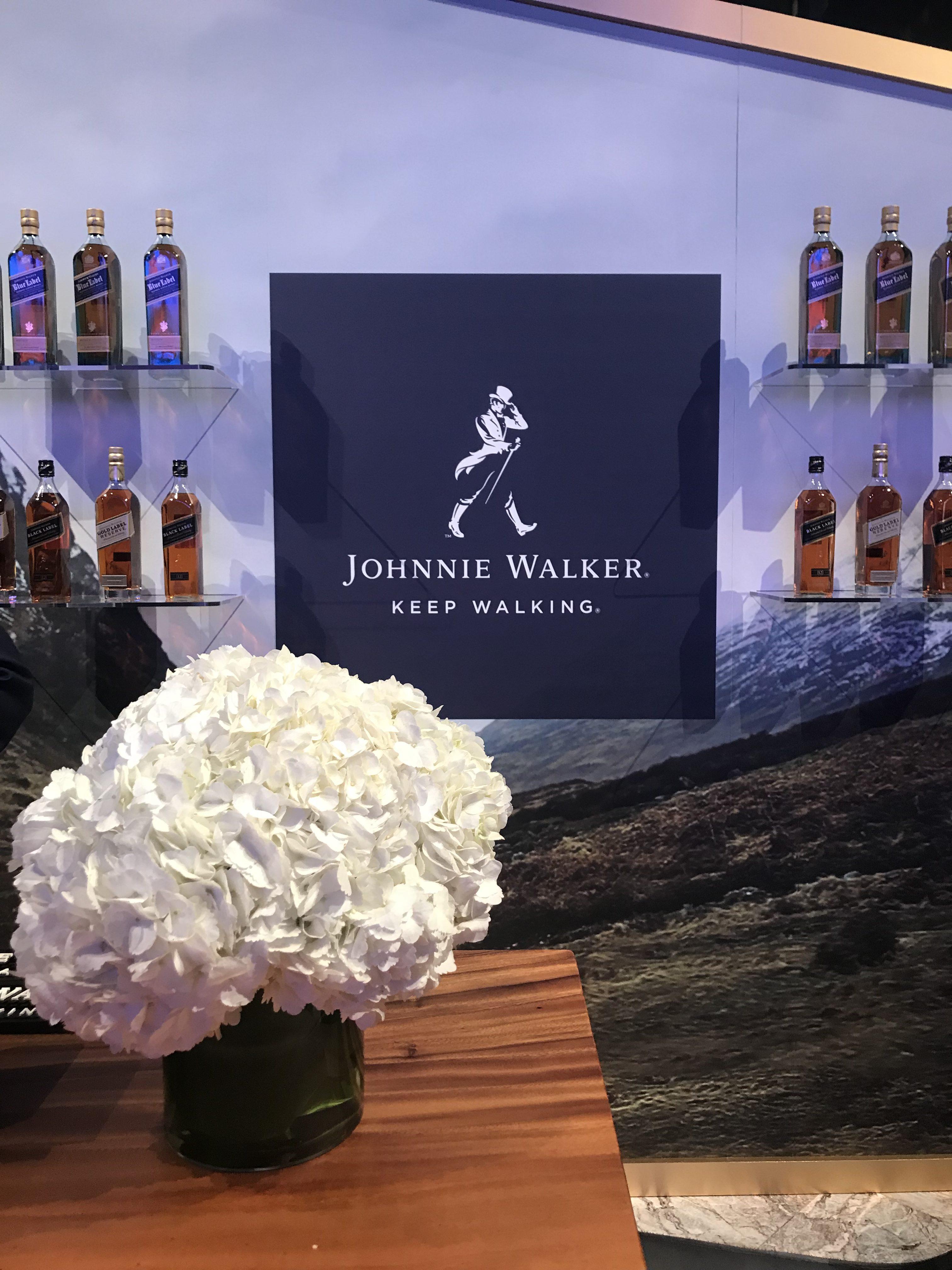 Johnnie Walker Pop-up
