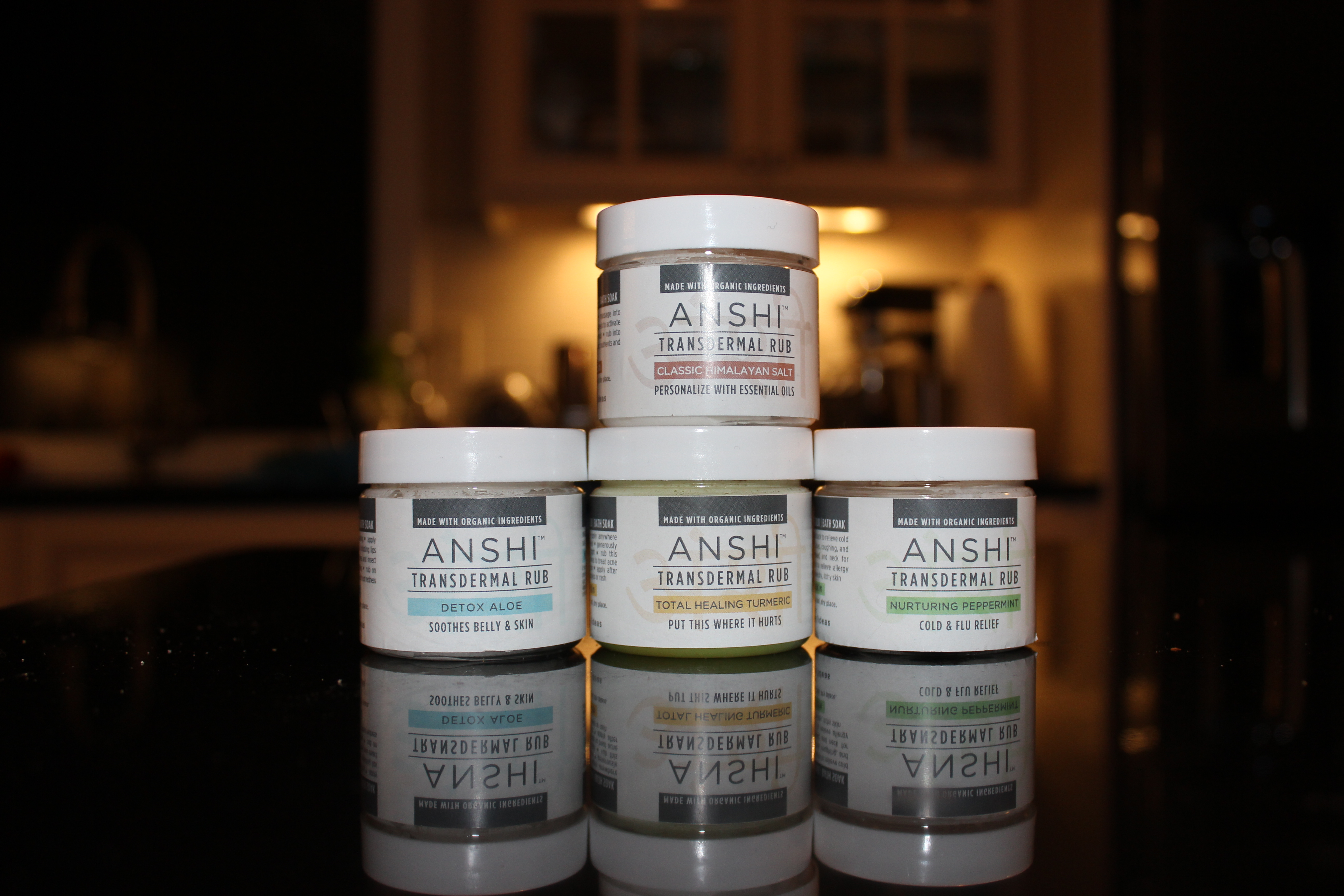 ANSHI - A Modern Line of Natural Medicine & Toxin-Free Skincare