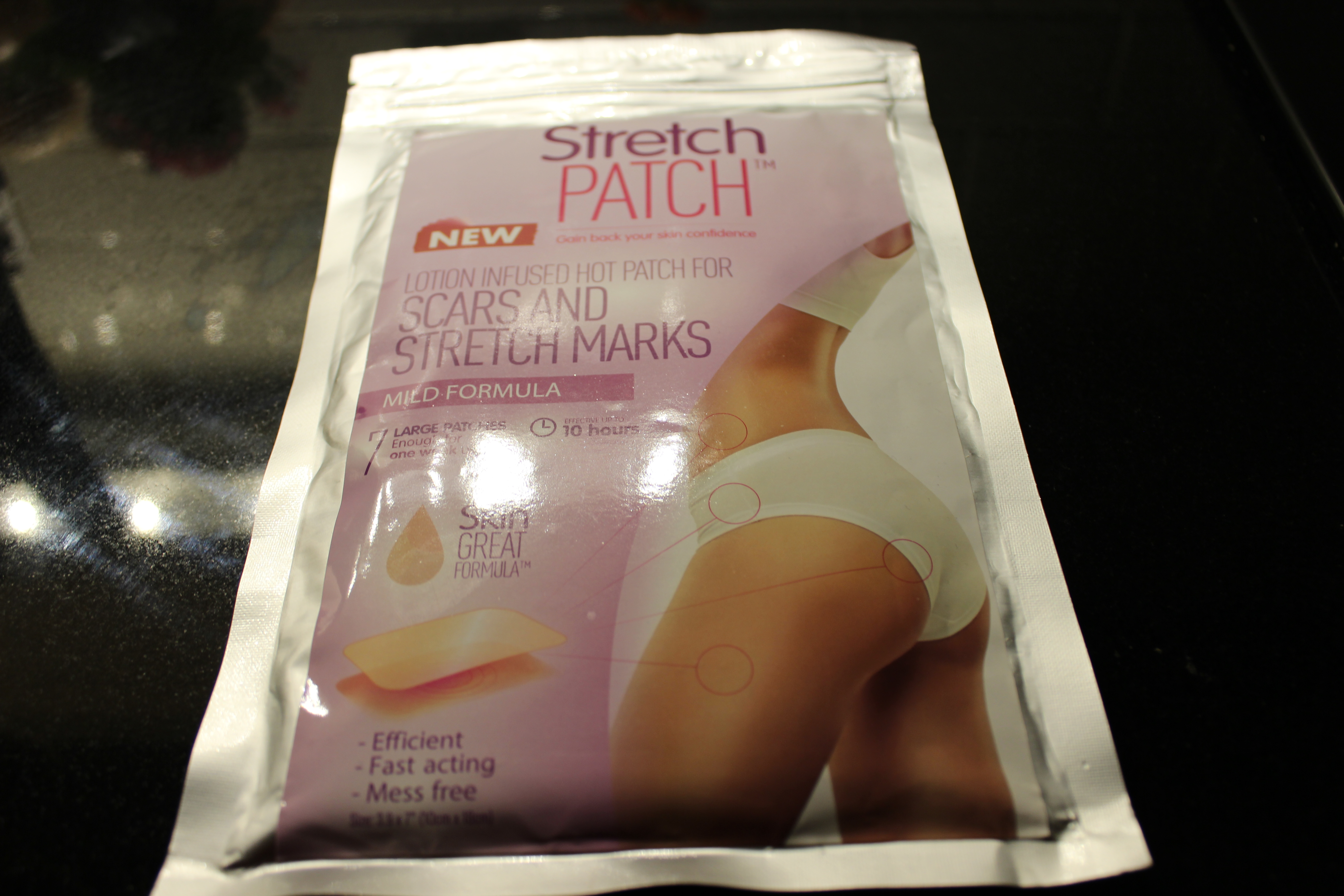 StretchPatch - Stretch Mark Remover