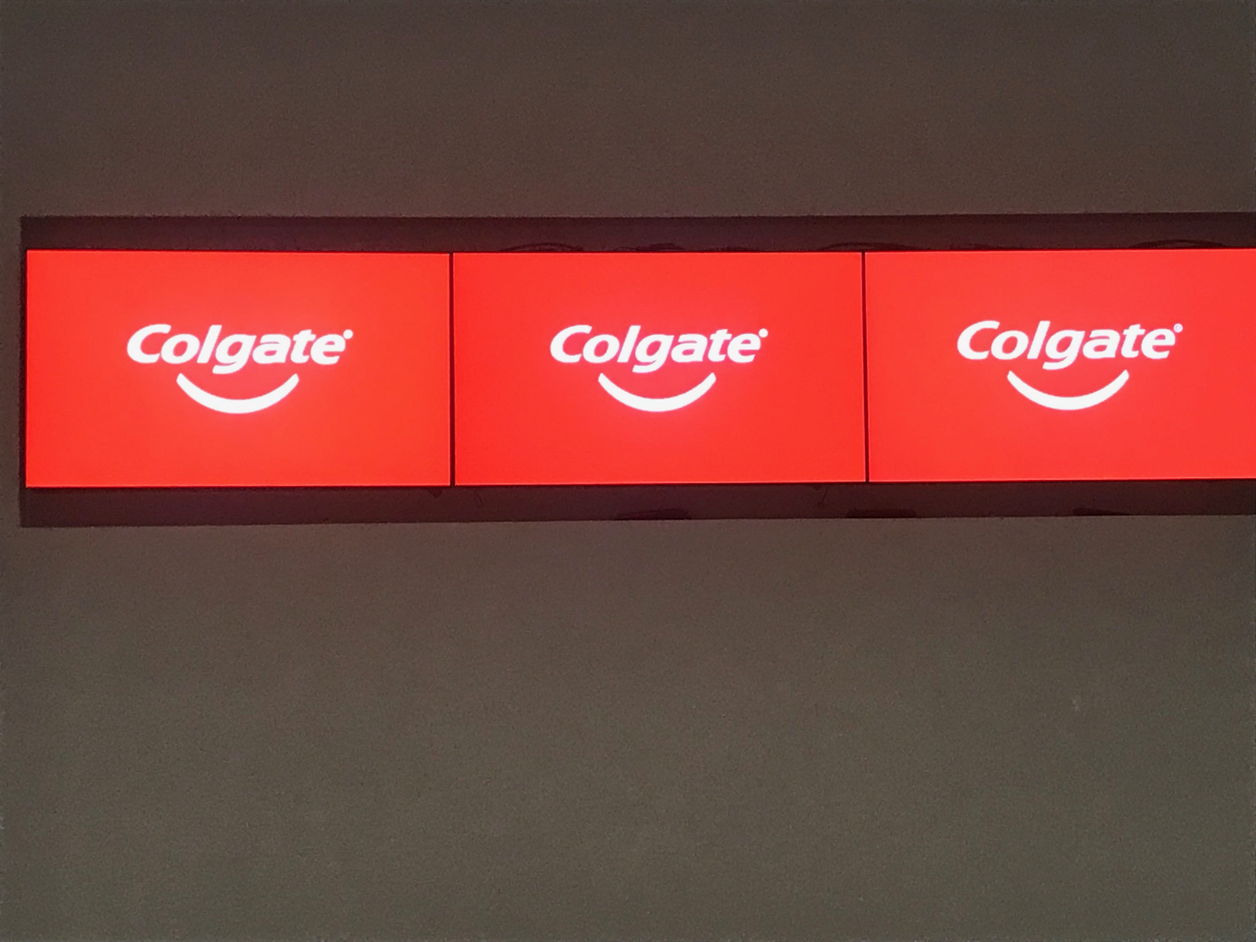 Colgate Total NYC Event