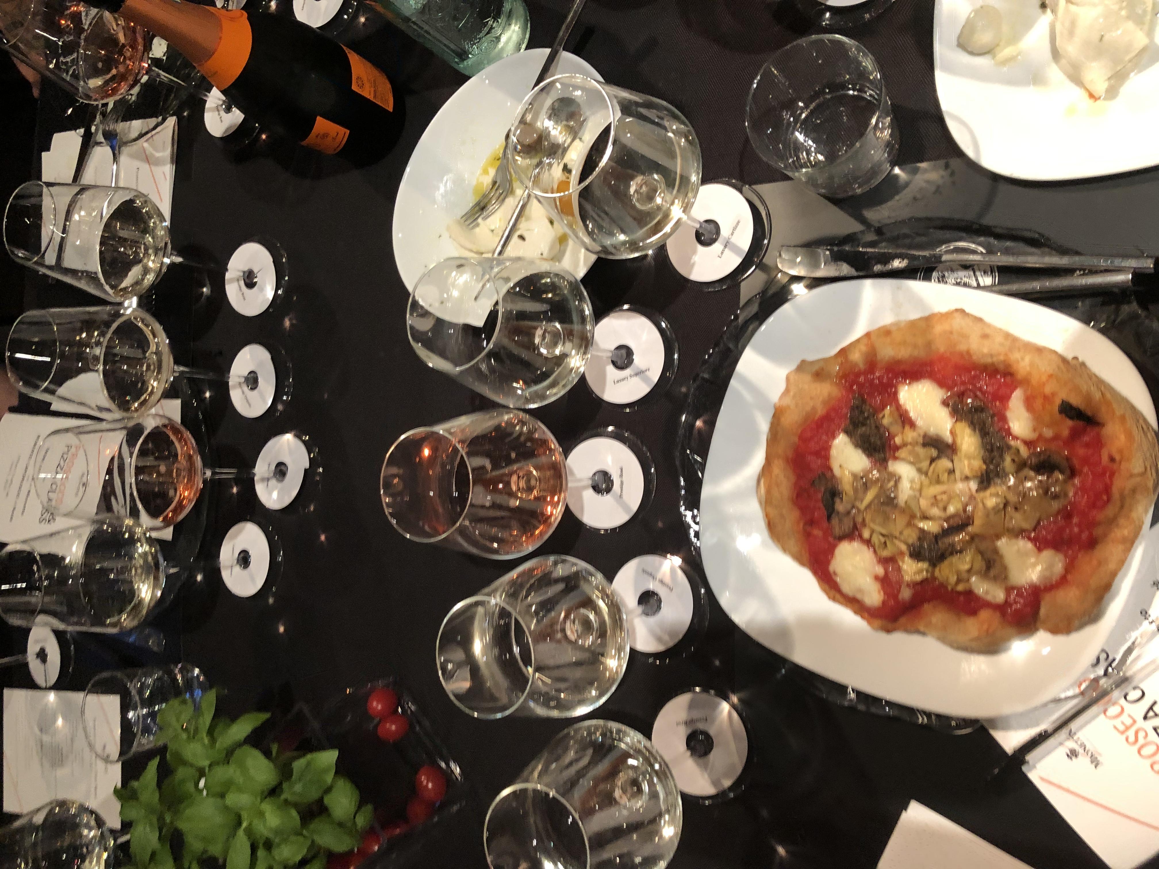 Mionetto Prosecco + Pizza Workshop at Urbani