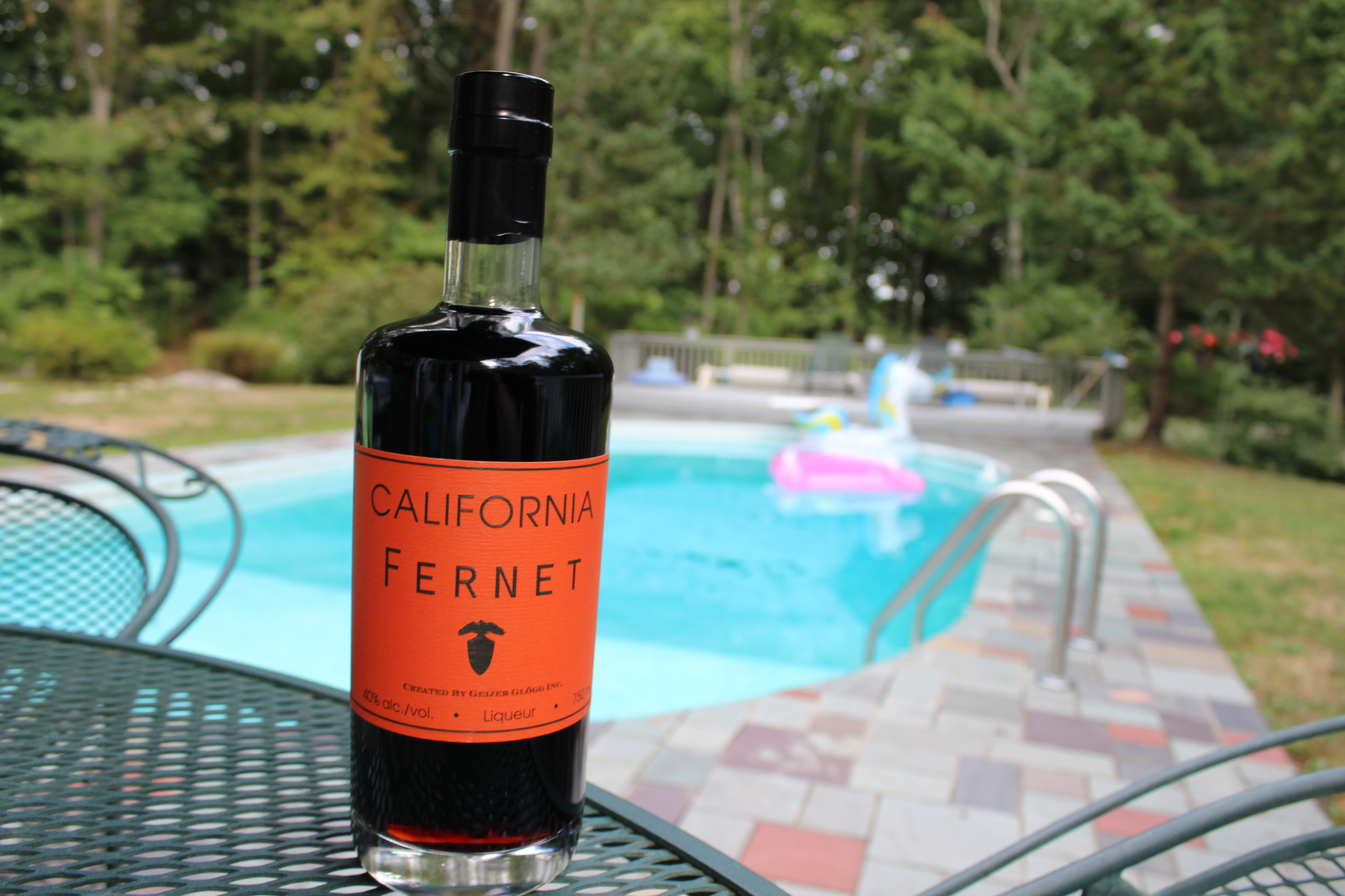 California Fernet