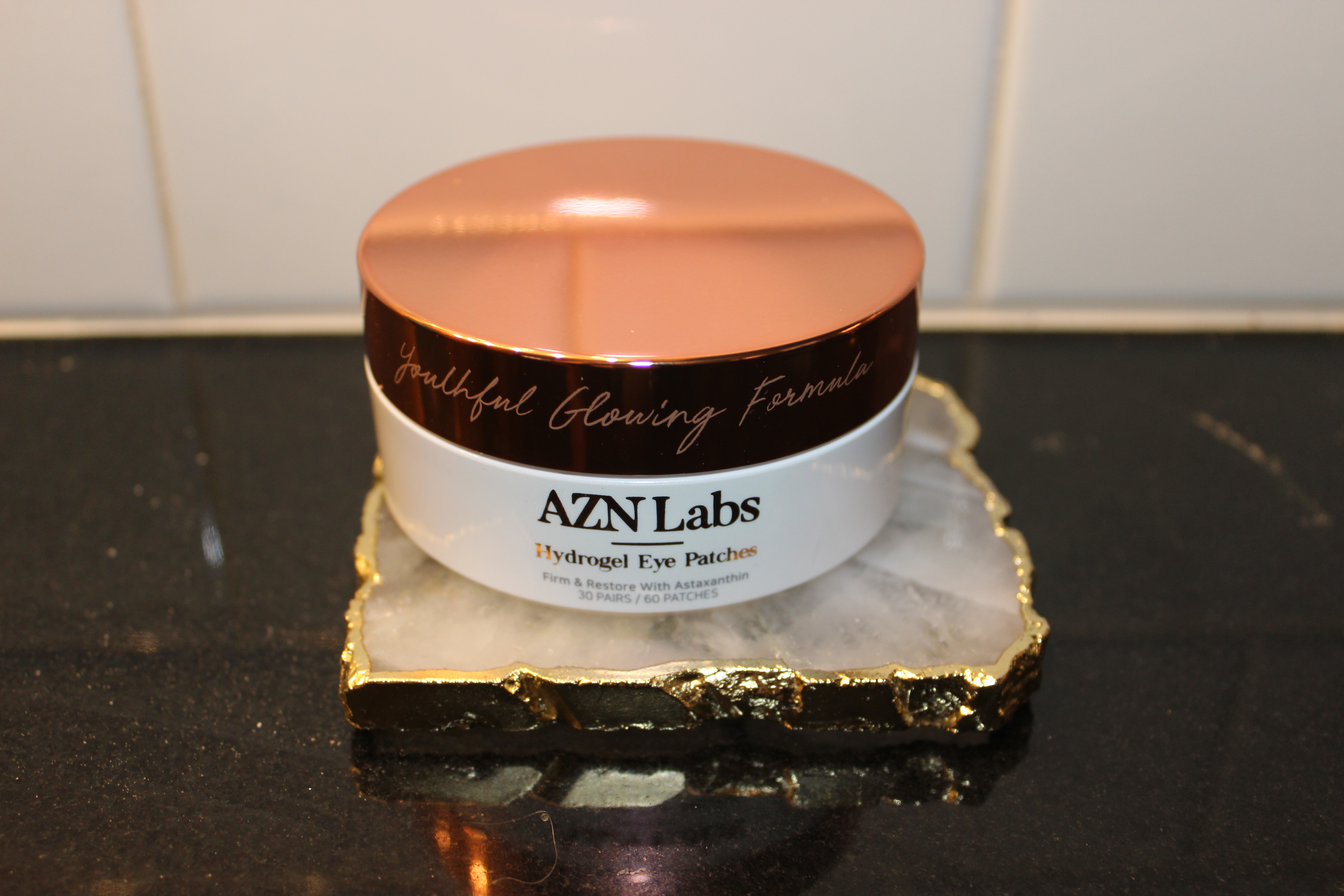 AZN Labs Hydrogel Eye Patches