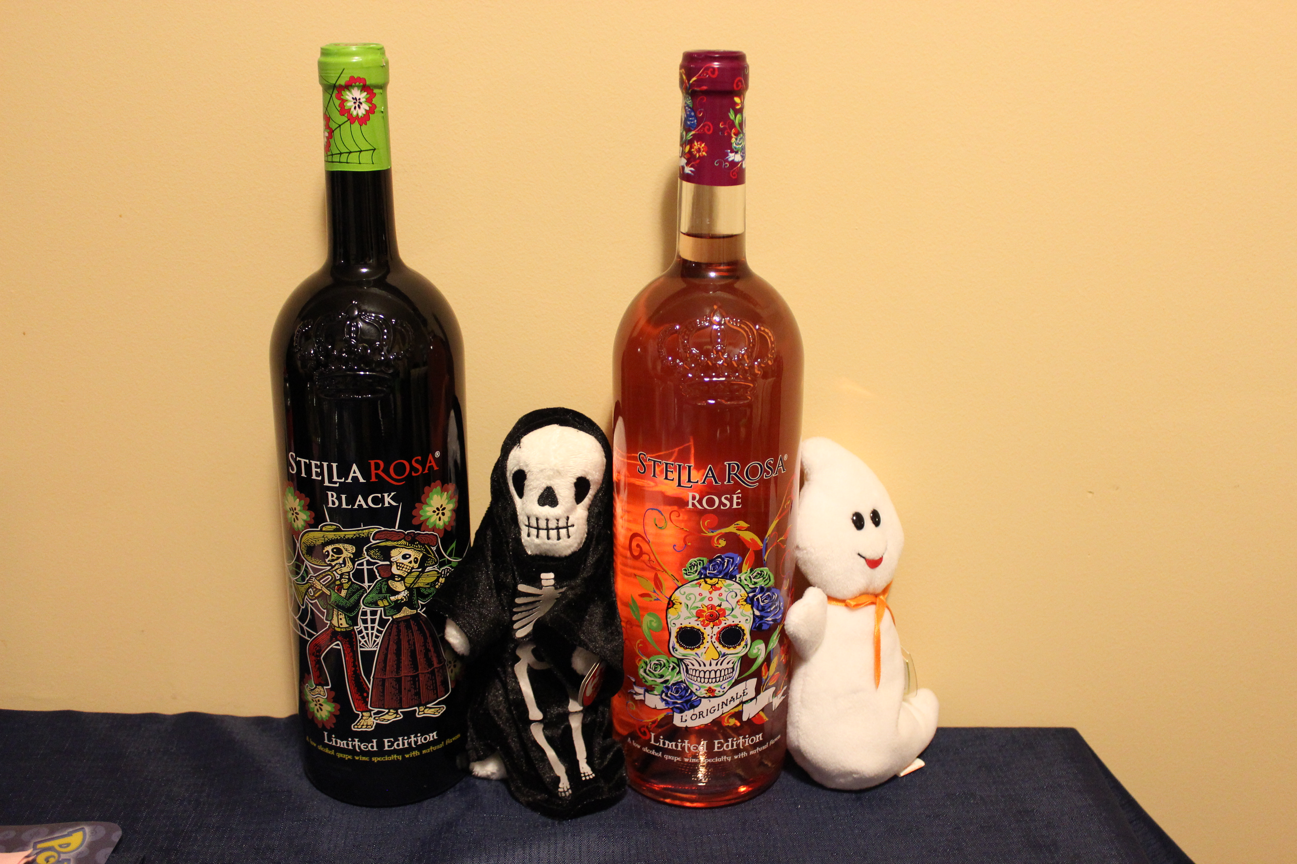 Stellabrate Halloween With Stella Rosa Wines