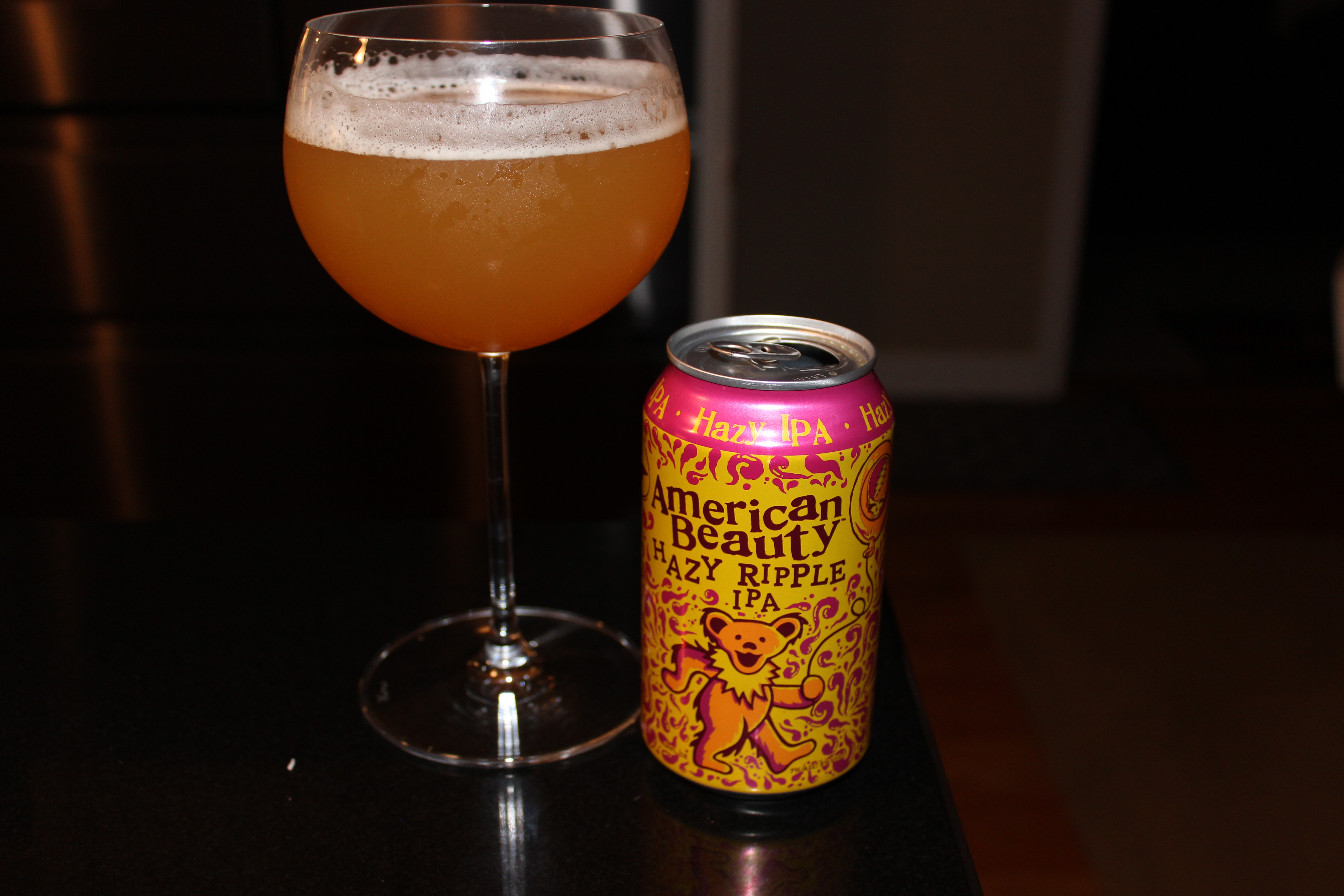 American Beauty Hazy Ripple IPA