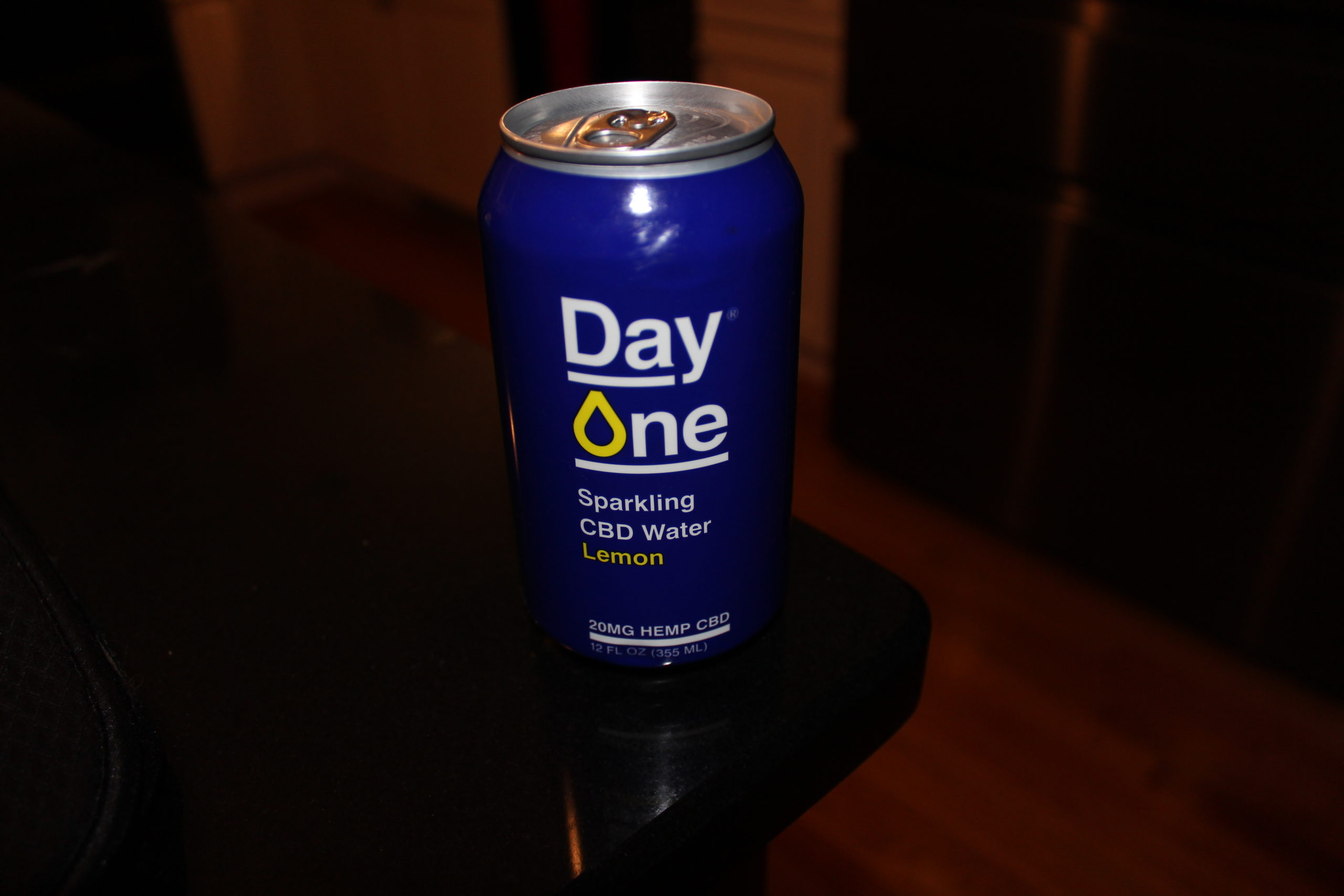 Day One CBD Sparkling Water