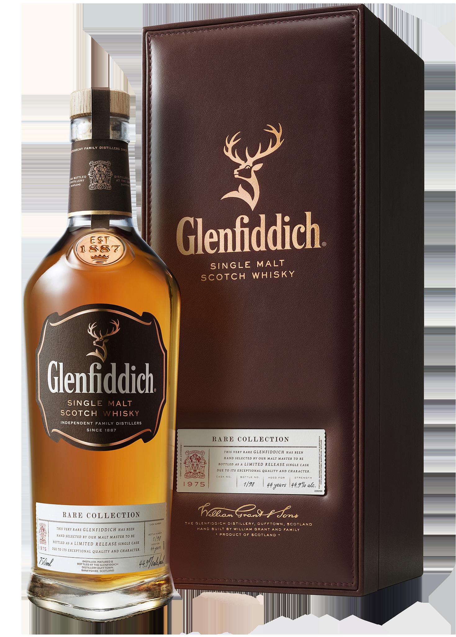 The Glenfiddich Rare Collection Unveils Two New Vintage Casks