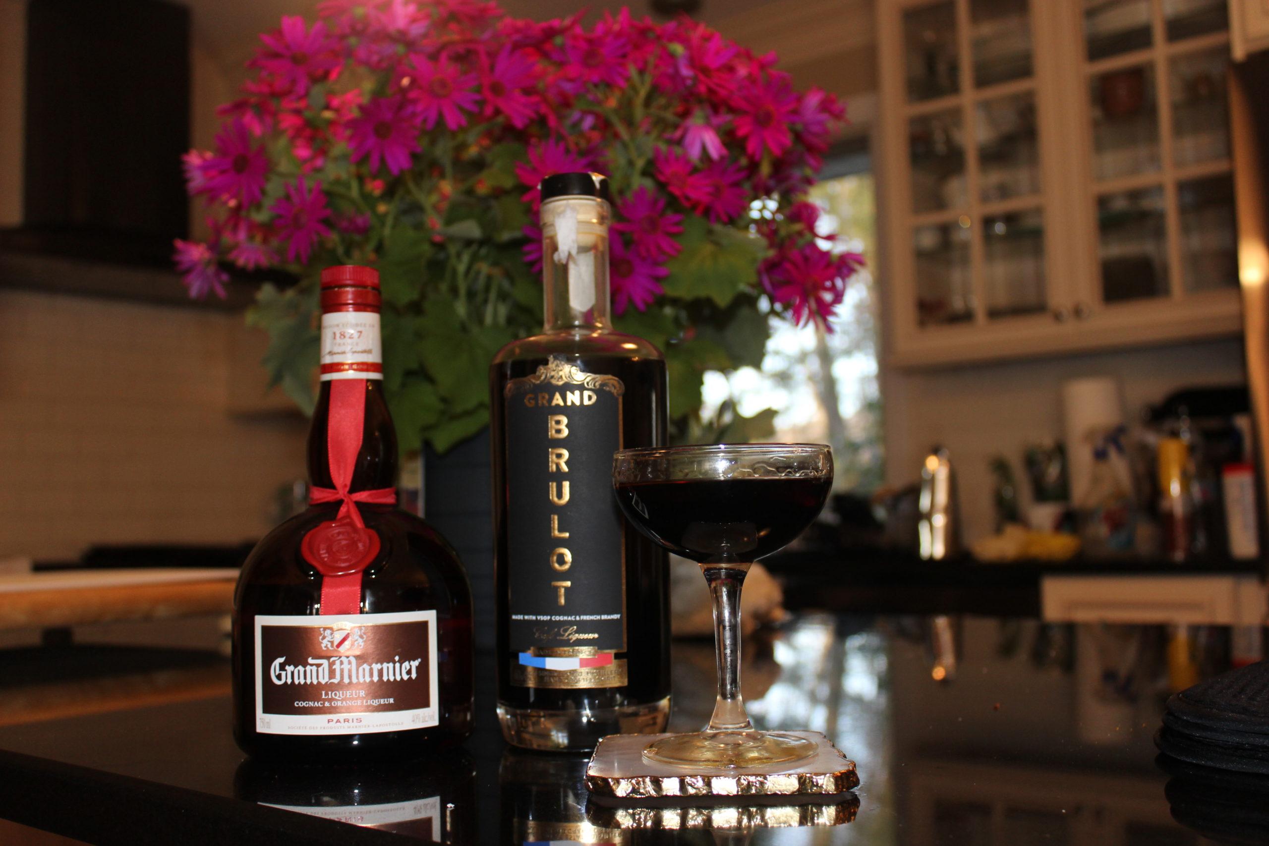 Grand Brulot Coffee Martini