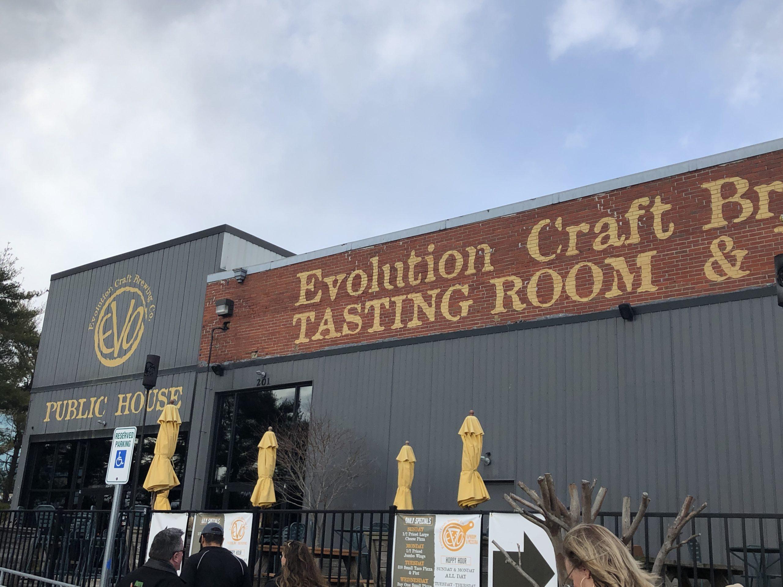 Evolution Craft Brewing Co.