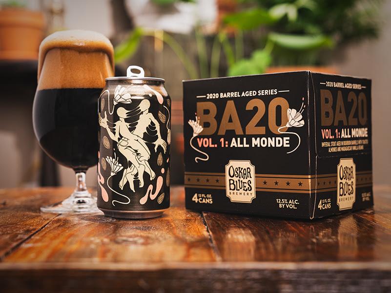 Oskar Blues Brewery Announces 2020 Barrel Aged Series