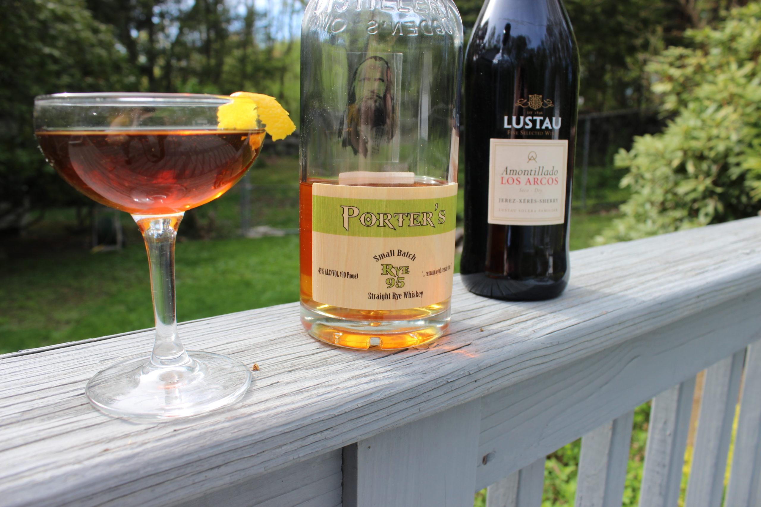 The Saratoga Cocktail
