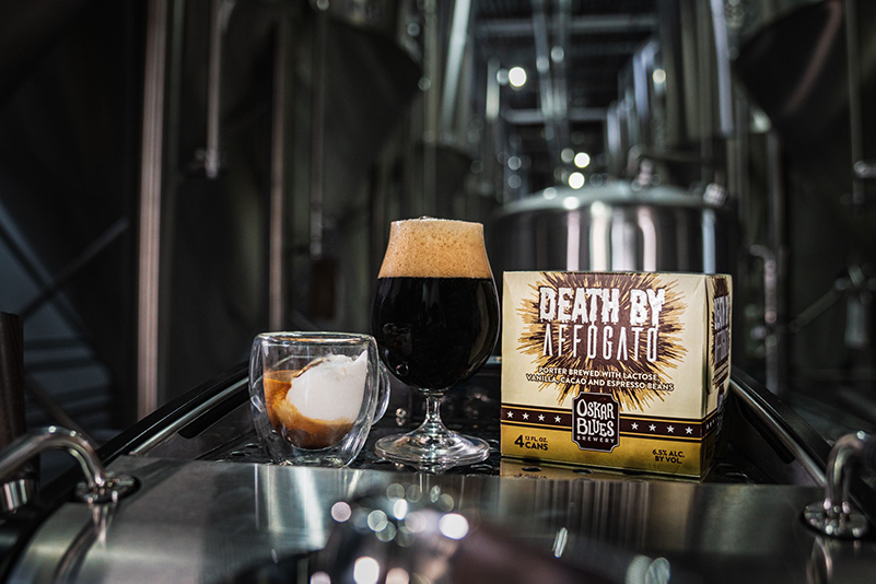 Oskar Blues Releases Death By Affogato Porter
