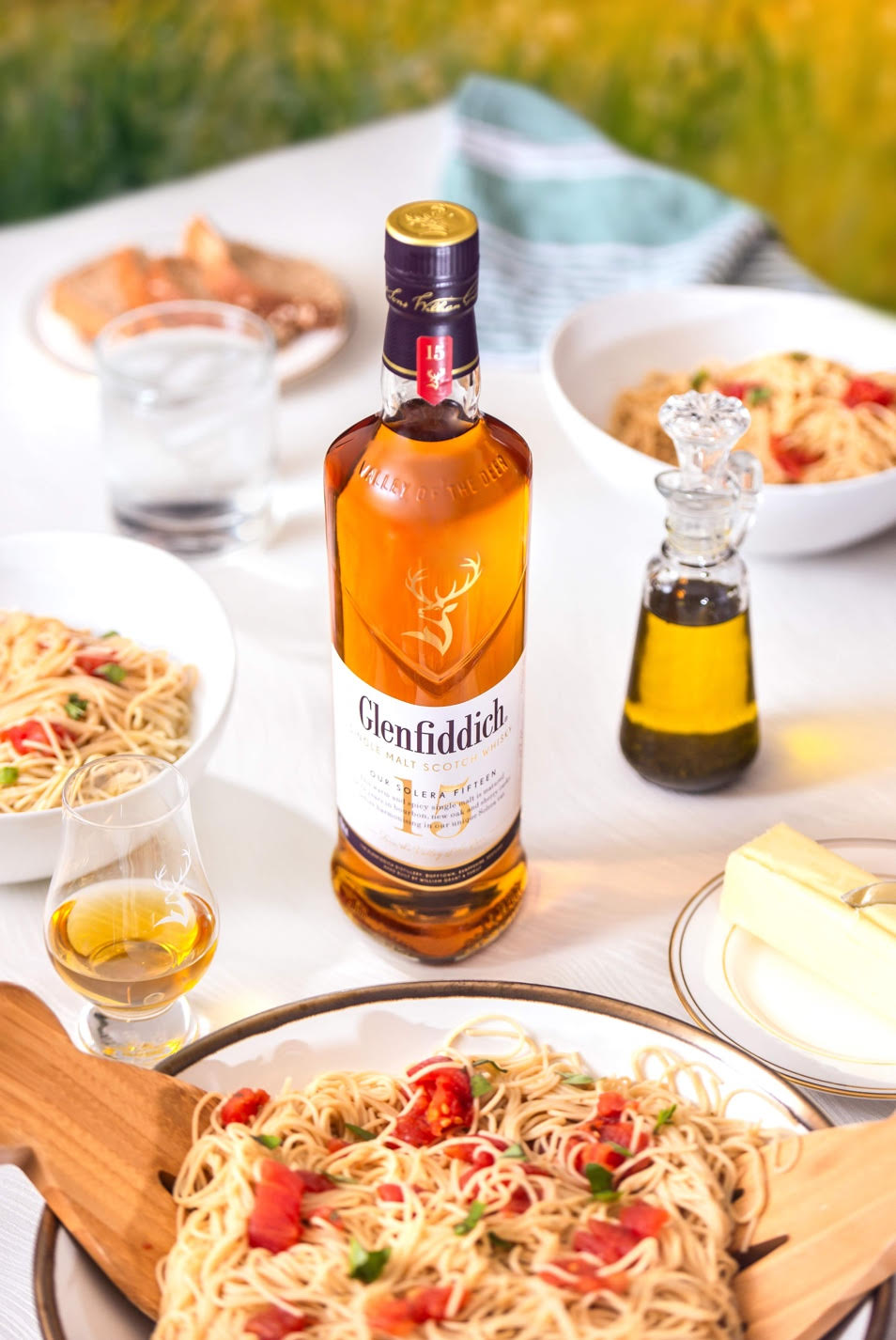 "Glenfiddich to Launch ""Family Recipes"" Campaign to Help the Bartending Community for a Good Cause"