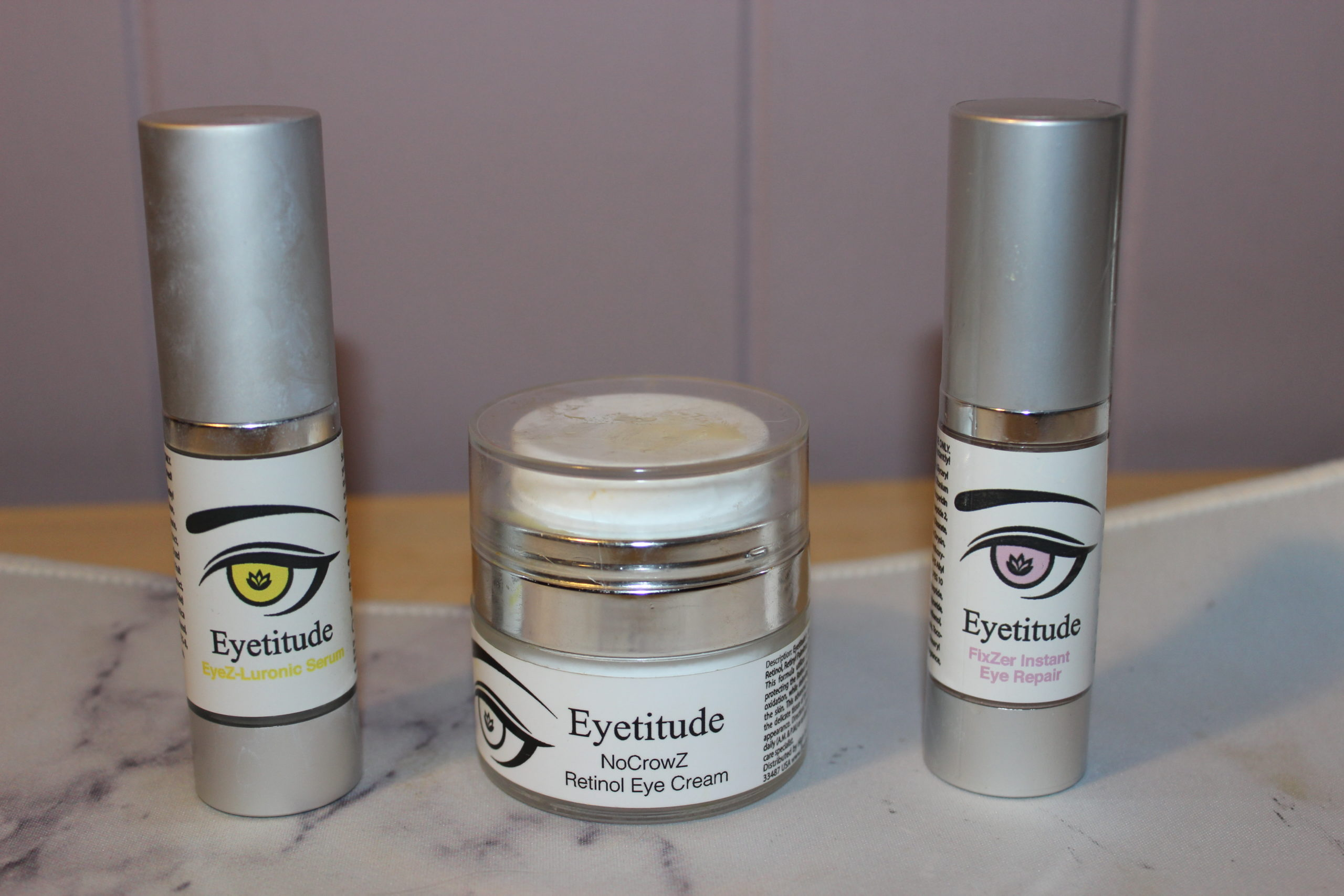 Eyetitude Helps Solve Common Issues Such As Dark Circles, Puffiness, and Crepey Loose Skin