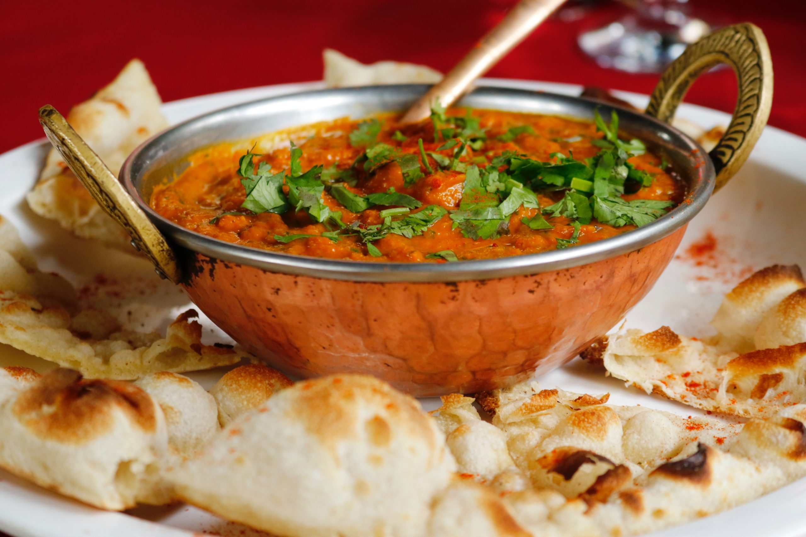 Alcohol-infused Naan recipe shared by Maine's longest-running Indian restaurant