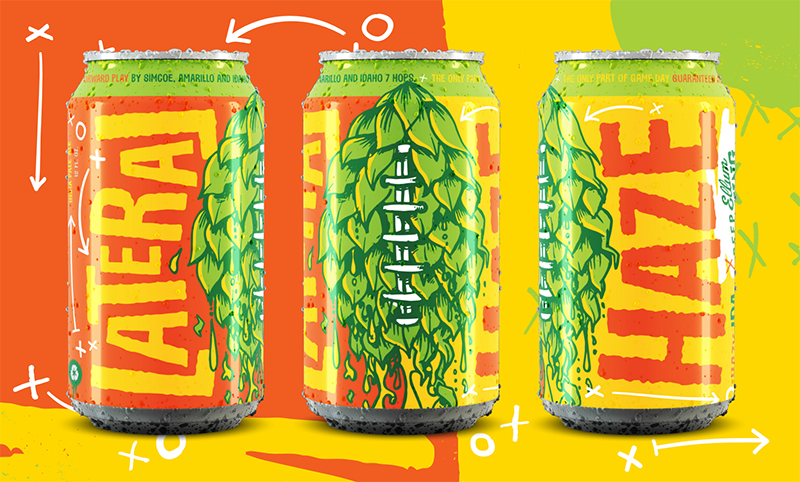 Deep Ellum Brewing Company Releases Lateral Haze IPA