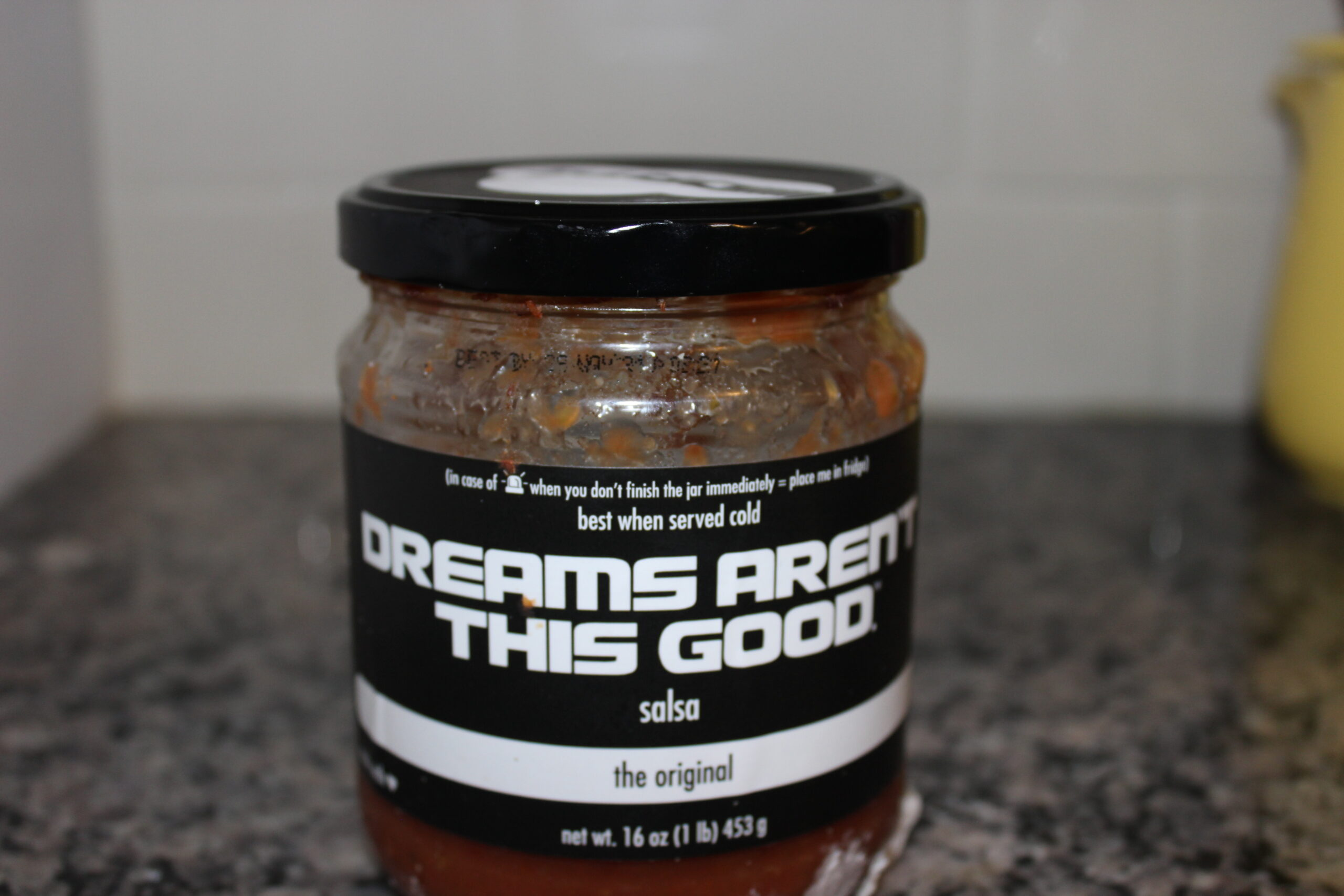 Craft Salsa DREAMS AREN'T THIS GOOD Now Available Nationwide