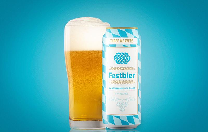 Three Weavers Brewing Company Announces Seasonal Release of Festbier
