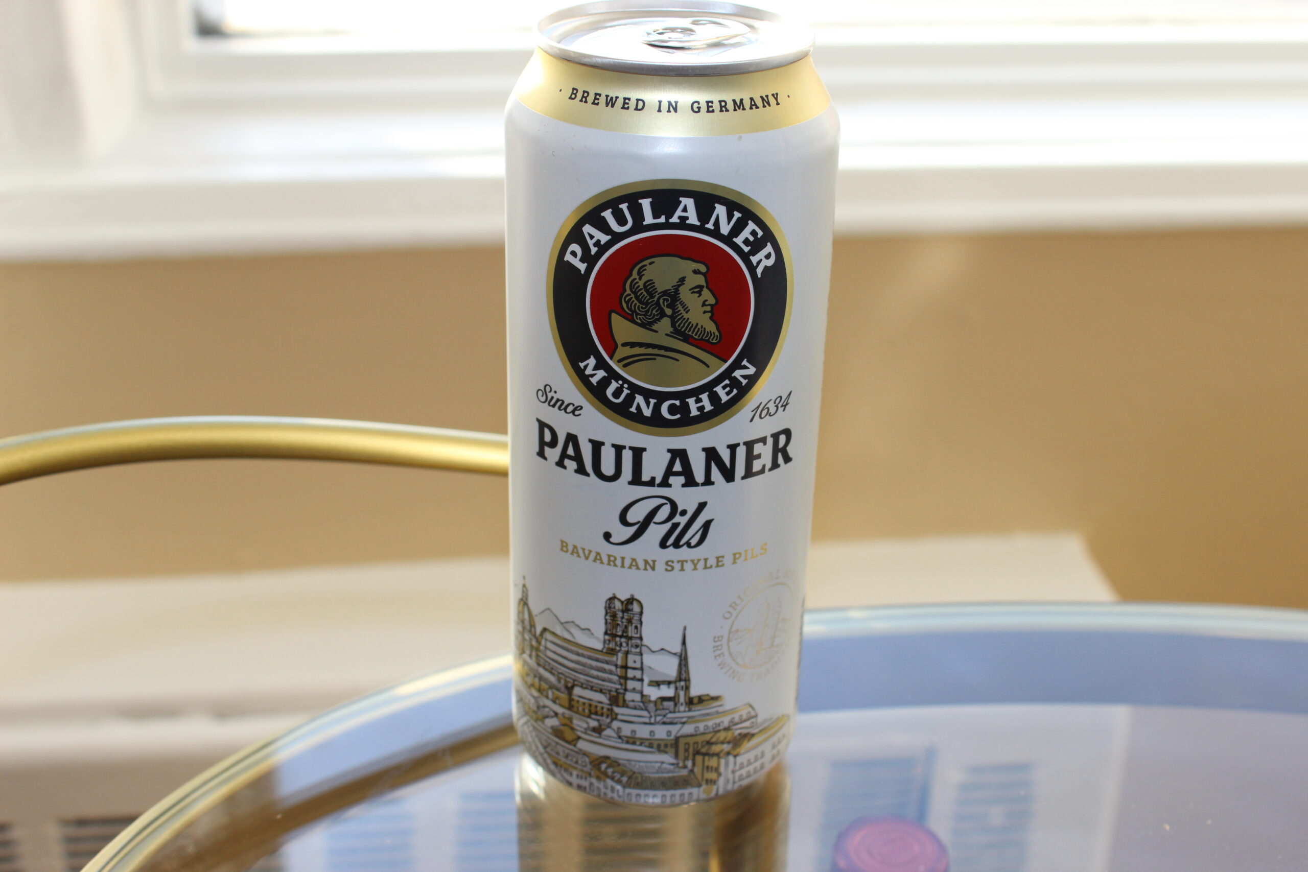 USA has brought back the Paulaner Pilsner