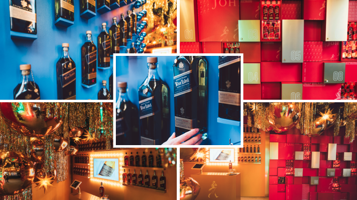 Johnnie Walker To Open Holiday Gifting Experience at Showfields