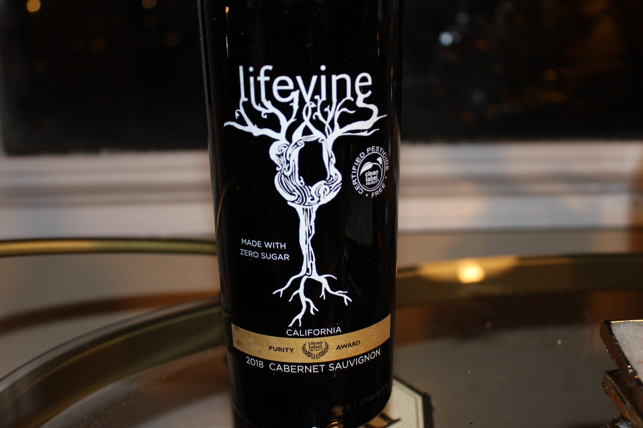 Lifevine 2018 Cabernet Sauvignon