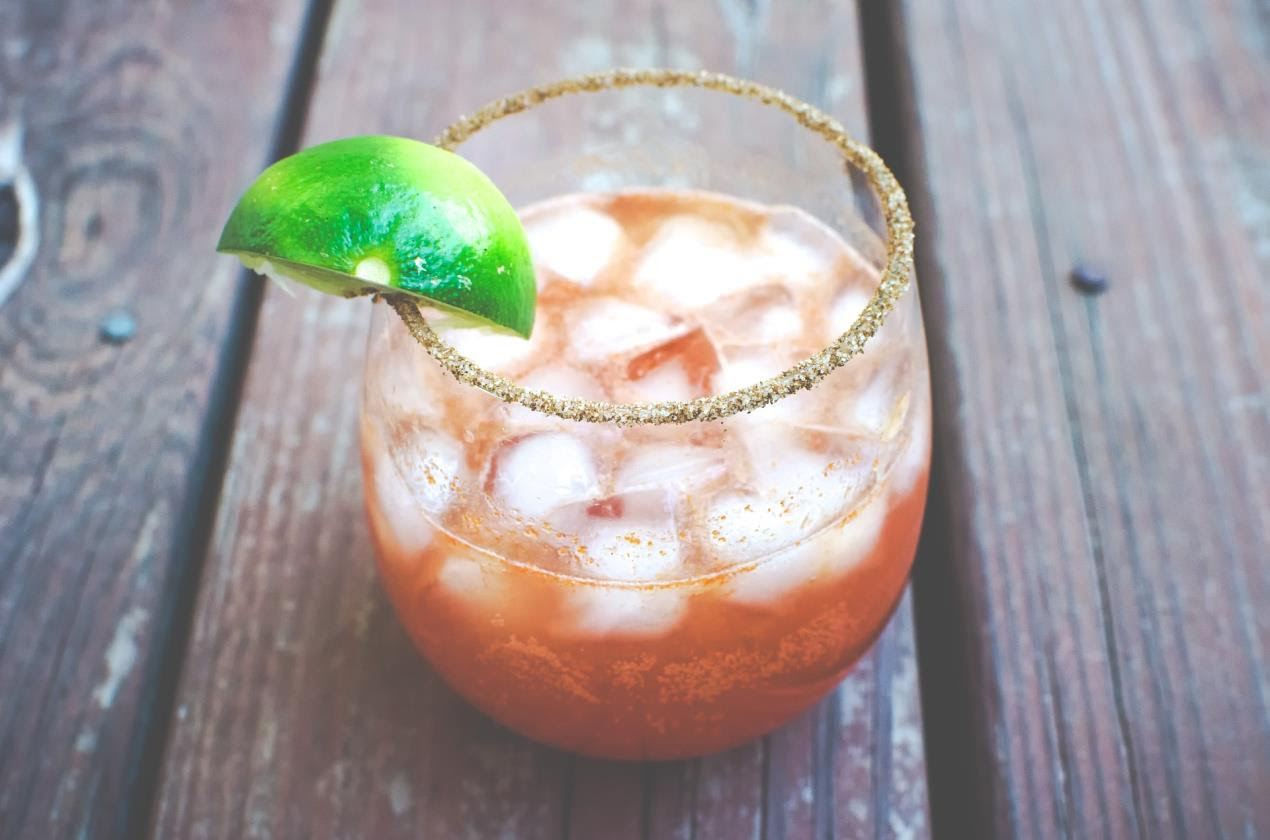 For National Hot Sauce Day Try These Two Spicy Cocktail Recipes Guaranteed to Give You a Kick