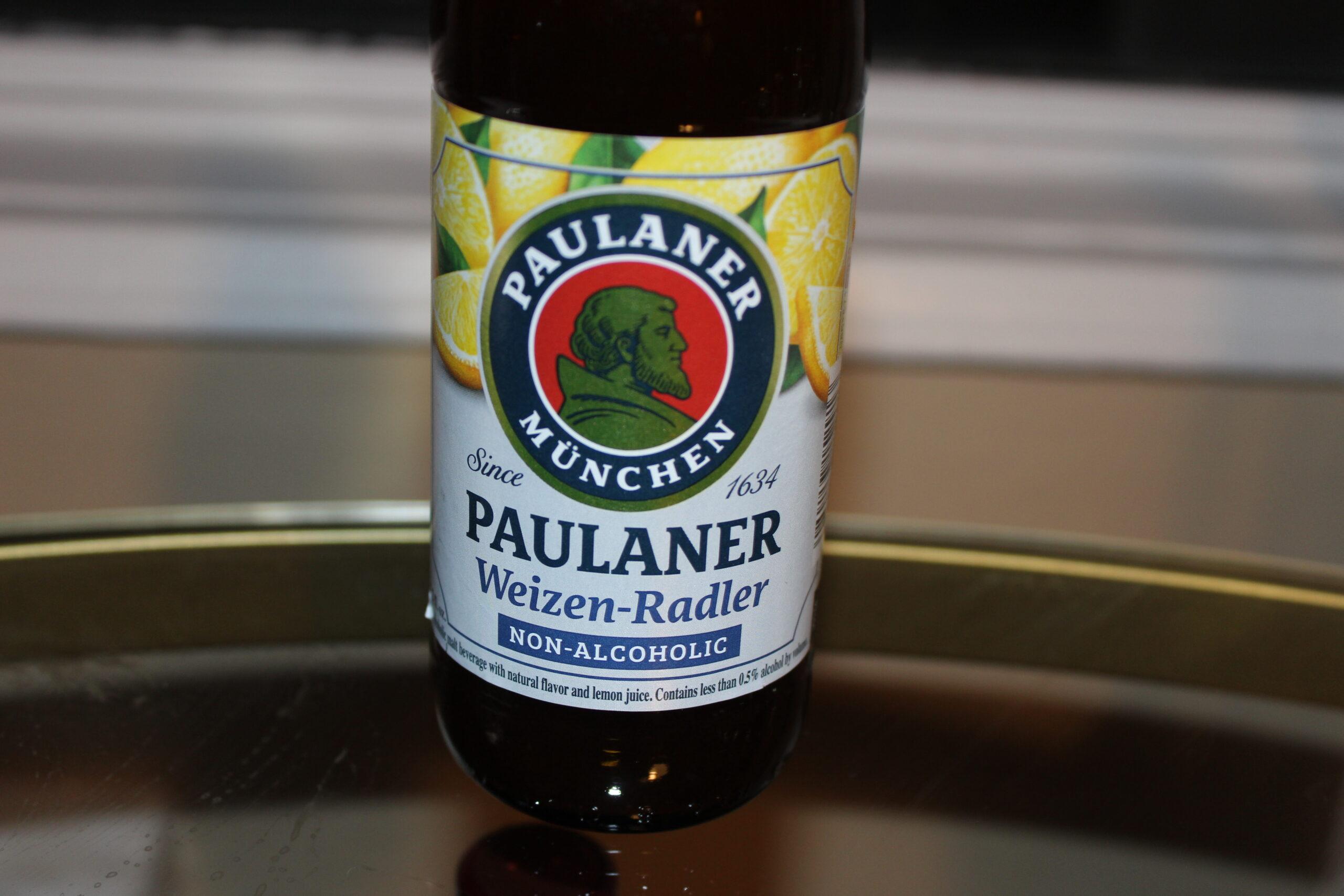 Paulaner Weizen Radler