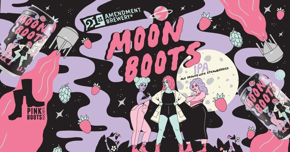 Moon Boots IPA